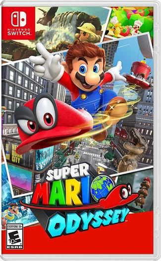 《Super Mario Odyssey 超级马里奥:奥德赛》任天堂Switch版 59.96加元包邮!