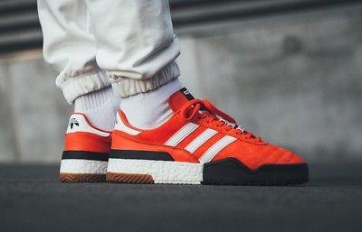 Adidas x Alexander Wang 2018 SS 联名 AW Bball Soccer 鞋款 249-259加元,原价 350加元,包邮