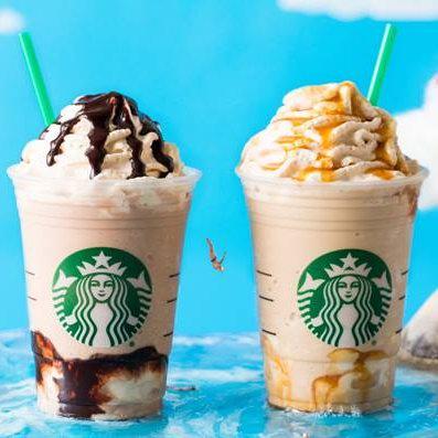 Starbucks 星巴克 Frappuccino 星冰乐饮料 5折又来了!今日下午2点起!