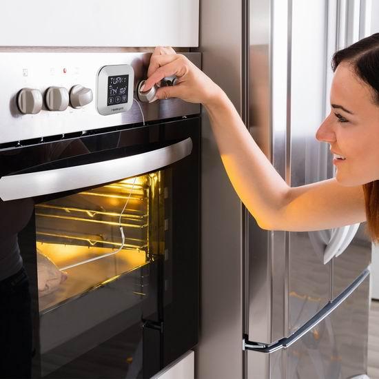 白菜价!历史新低!MeasuPro 可定时厨房温度计/测温仪2.5折 4.99加元清仓!