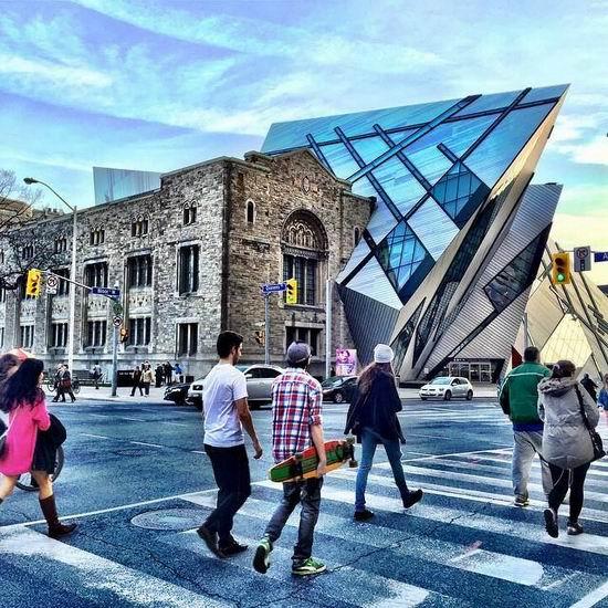 Royal Ontario Museum(ROM) 皇家安大略博物馆 年票限时7折!