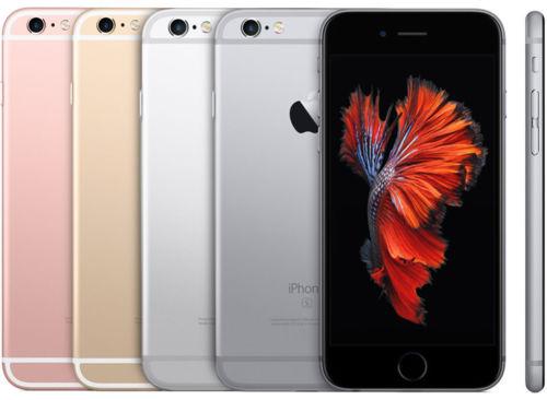 翻新 iPhone 6S 16gb/32gb/64gb/128gb 4.7英寸 解锁版智能手机 210.05加元起包邮!4色可选!今晚10点截止!
