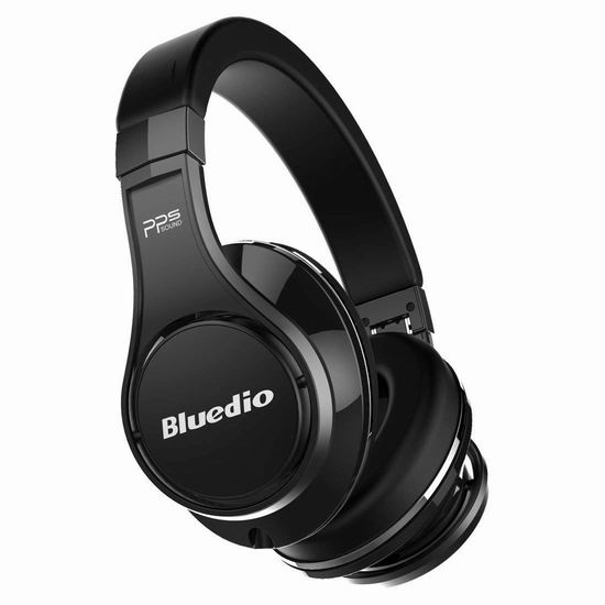 Bluedio 蓝弦 UFO 旗舰版头戴式蓝牙耳机2.8折 68.99加元限量特卖并包邮!