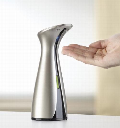 销量冠军!Umbra Otto自动感应皂液器 29.74加元,原价 39加元