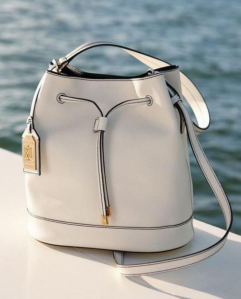 精选 Lauren Ralph Lauren时尚美包 5折起+最高立省40加元!入平价杀手包、水桶包!