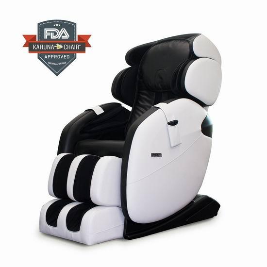 历史最低价!Kahuna LM-7000升级版 零重力按摩椅7.5折 2999.99加元包邮!
