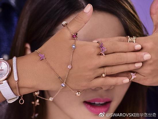 小仙女快快入手!美上天的 Swarovski 施华洛世奇 蝴蝶系列 项链、耳环、戒指、手链 5折优惠!