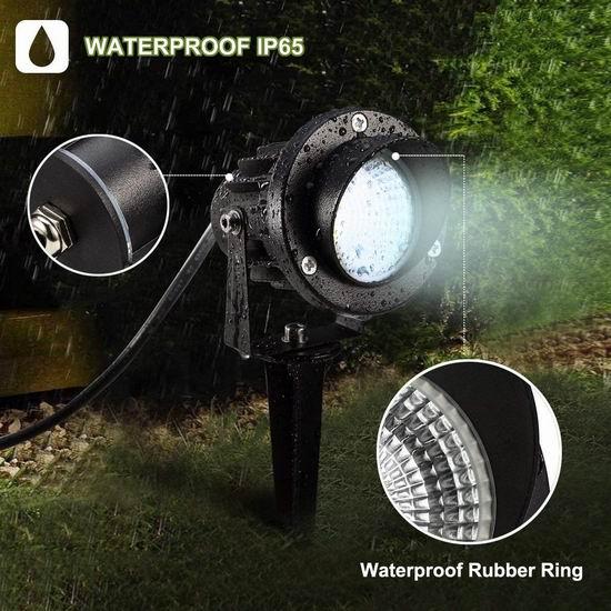 ProGreen 5瓦 防水节能 庭院氛围装饰灯 10.73加元限量特卖!