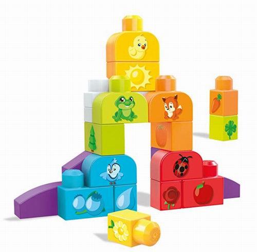 历史最低价!Mega Bloks 动物家庭 积木套装(21pcs)5加元,原价 12.99加元