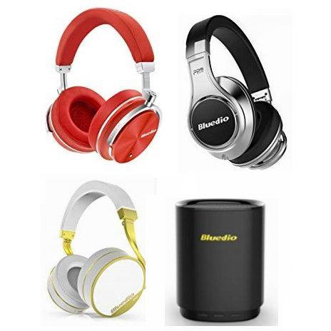金盒头条:精选42款 Bluedio 蓝弦 蓝牙无线耳机、无线音箱3.3折起!售价低至20.99加元!会员专享!