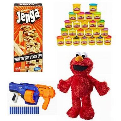 精选 Beyblade、Play-Doh、NERF、Hasbro 等品牌儿童玩具3折起!会员专享!