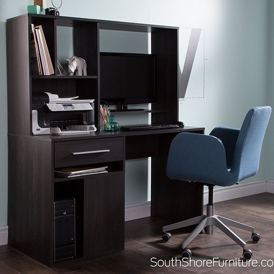 South Shore Annexe 时尚电脑桌/书桌197.97加元,原价 266加元,包邮