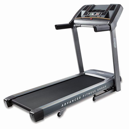 历史新低!AFG Sport 5.5AT 家用健身跑步机 601.97加元包邮!