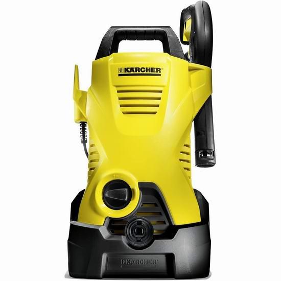 Karcher 凯驰 K2 1600 PSI 家用高压清洗机 128加元包邮!