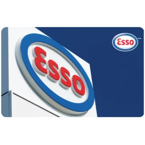 100加元Esso电子加油卡,仅售95加元!