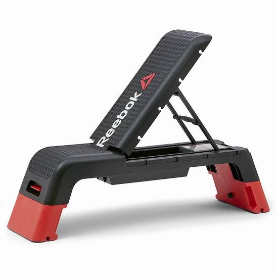 Reebok Deck Workout 专业多功能健身板5.4折 181.13加元包邮!
