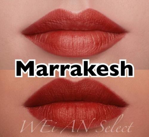 M.A.C Throwbacks 系列复刻限量唇膏上新,入超美Marrakesh、rocker色!