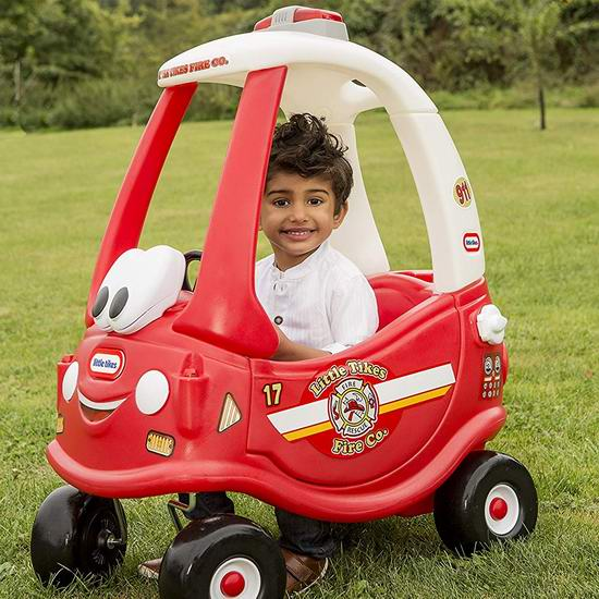 Little Tikes 小泰克 Dino 滑步小车6.5折 48.97加元!2款可选!