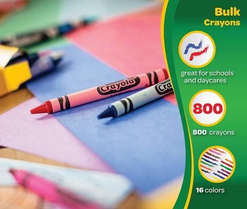 精选多款Crayola绘儿乐 儿童画笔/蜡笔套装 5.8折起特卖!