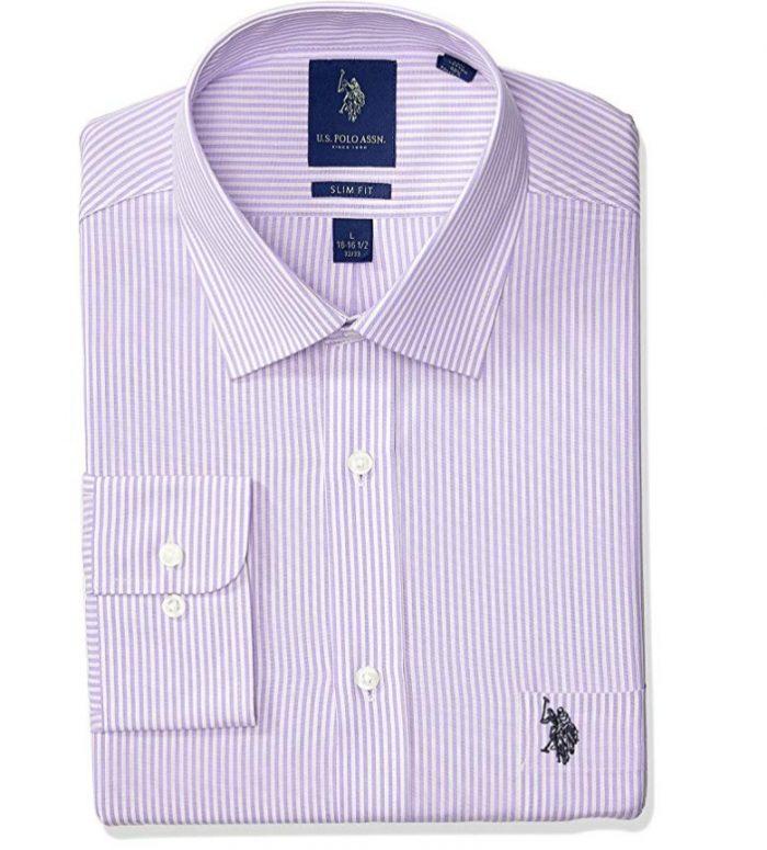 U.S. Polo Assn 男士衬衣 22.21加元起(多色可选),原价 34.82加元