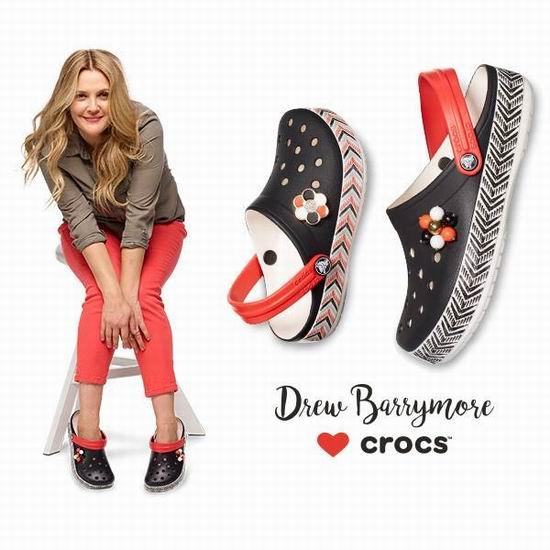 Crocs 卡洛驰洞洞鞋 闪购!精选凉鞋、拖鞋、暖绒拖鞋 任购两双仅需40加元!