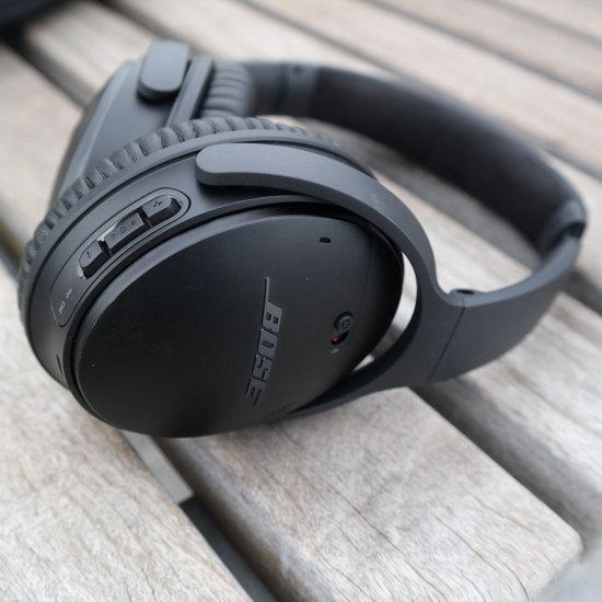 黑五价!Bose QuietComfort 35(Series II)蓝牙无线降噪耳机6折 269加元包邮!3色可选!
