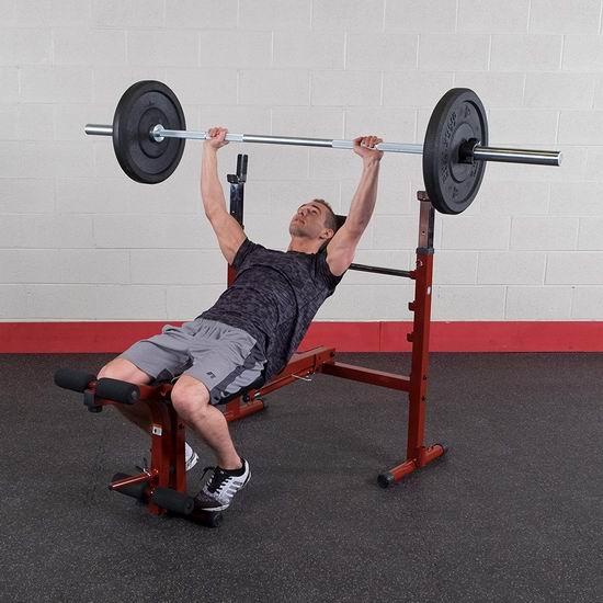 历史新低!Best Fitness BFOB10 多功能家用健身凳4.2折 178.56加元包邮!