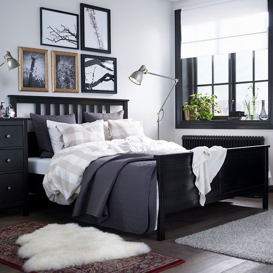 IKEA 宜家 床架、双层床、坐卧两用床、床头板、床盒等全场8.5折!