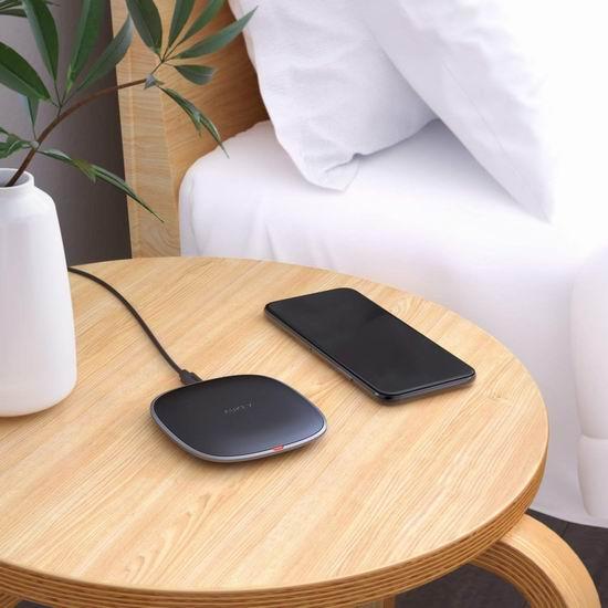 独家:历史新低!AUKEY Qi 超薄无线充电板 15.49加元!