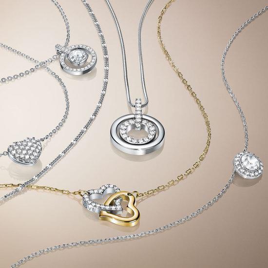 精选多款 Swarovski 施华洛世奇 水晶项链、耳钉、戒指7折清仓+额外8折!相当于全部5.6折!