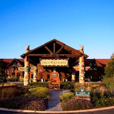 Great Wolf Lodge 大狼屋水上乐园 家庭套房+门票 129.99加元起!