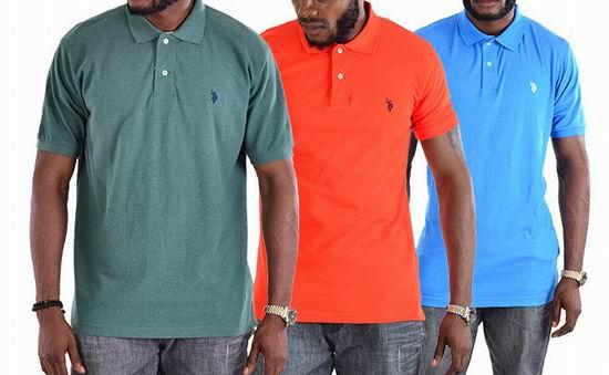 一秒变男神!U.S. Polo Assn. 美国马球协会 男士纯色POLO衫 3.8折 21.08加元起!56色可选!