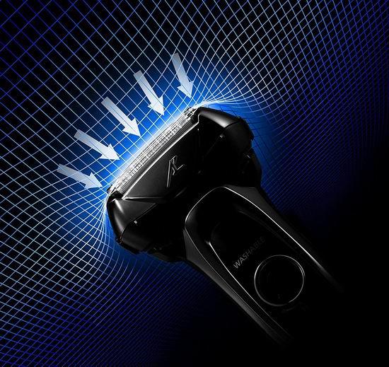 近史低价!Panasonic 松下 Arc 5 ES-LV65 干湿两用 电动剃须刀5.6折 169.61加元包邮!