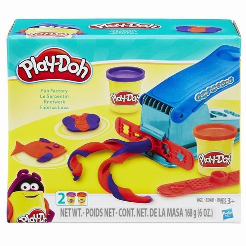 Play-Doh培乐多 乐趣工厂玩具 4.77加元,原价 12.99加元