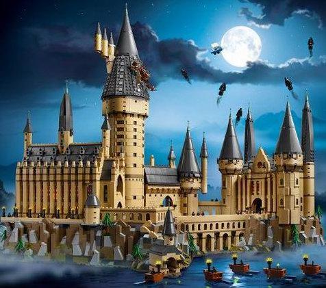 预购补货!Lego 乐高 71043 哈利波特系列·霍格沃兹城堡 售价499加元