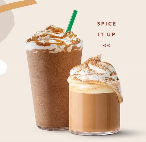 今日下午2点起!Starbucks 星巴克会员买一送一!
