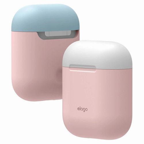 elago AirPods高颜值保护套 12.99加元(多色可选),原价 14.99加元