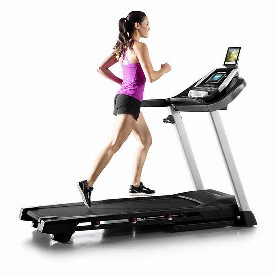 ProForm 905-CST 专业跑步机4.2折 879.98加元包邮!