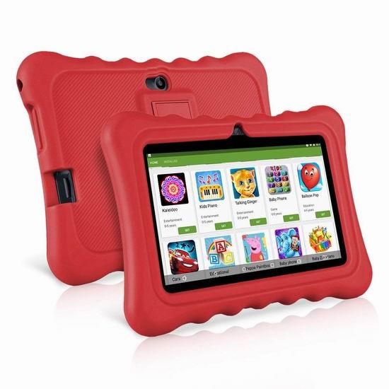 Ainol Q88 7英寸8GB儿童平板电脑 50.99-59.49加元清仓!4色可选!