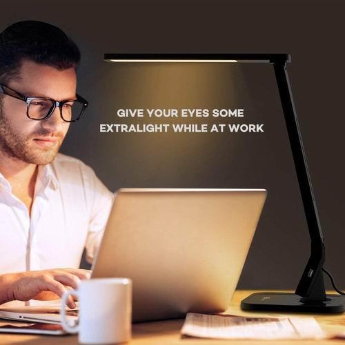 TaoTronics 可调亮度LED护眼台灯 40.79-41.64加元包邮!