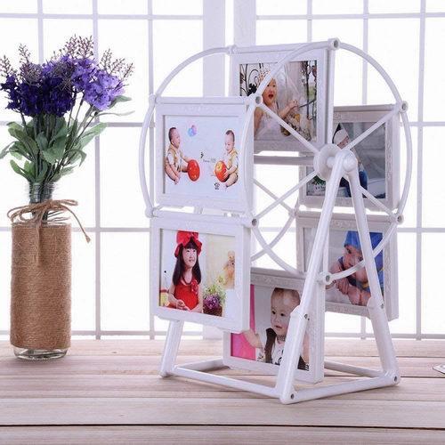 Feiyar 5英寸摩天轮风车相框 12张 25.59加元限量特卖,原价 49.99加元
