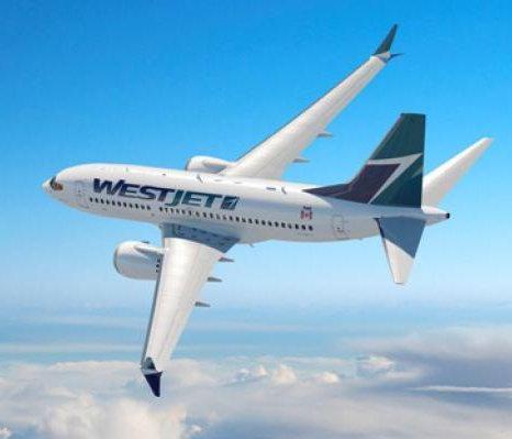 WestJet 西捷航空 加拿大飞往美国机票享受8.5折优惠!延长一天!