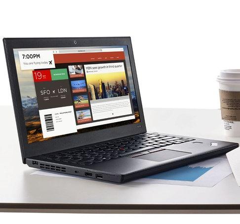 历史新低!Lenovo 联想 ThinkPad A275 12.5英寸 超轻薄 商务笔记本电脑(8GB/256GB SSD或500GB)6.5折 857.35-987.35加元包邮!