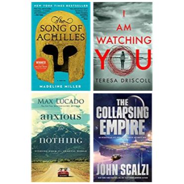 金盒头条:精选31款畅销书 Kindle电子书2折起!售价低至1.99加元!