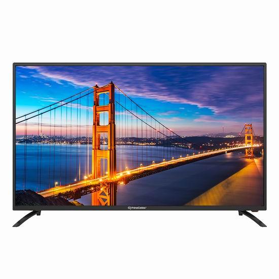 今日闪购:PrimeCables 43英寸 FHD DLED 1080P 全高清液晶电视6.8折 199.99加元包邮!