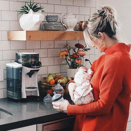历史最低价!Baby Brezza Formula Pro 全自动婴儿配方奶粉冲调机6折 119.99加元包邮!