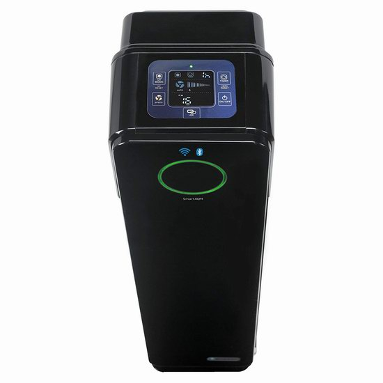 历史新低!GermGuardian CDAP5500BCA WiFi 四合一 HEPA 智能空气净化器5.1折 128.99加元包邮!