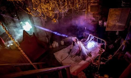 多伦多卡萨罗马城堡 Legends of Horror 鬼屋探险门票7.5折 30加元!(9月27日-10月3日)