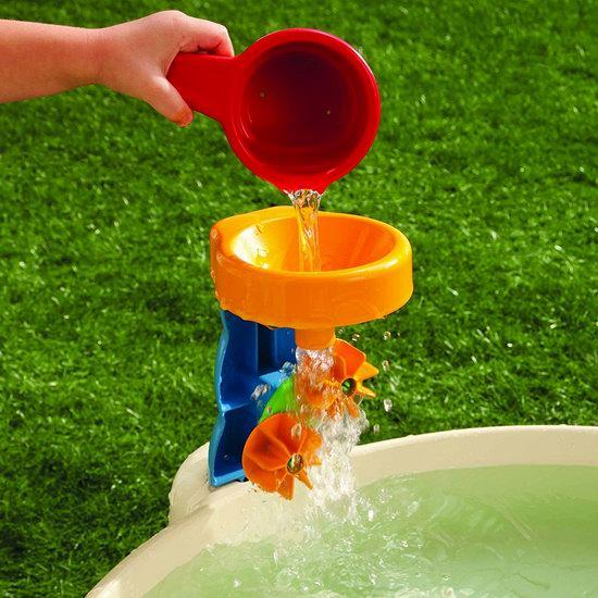 补货!Little Tikes 小泰克 Spiralin 海洋世界 儿童戏水桌2.3折 75.2加元包邮!