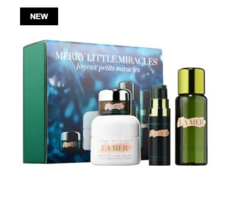 新款LA MER 海洋之谜 Merry Little Miracles超值套装上市 售价 200加元,价值 279加元